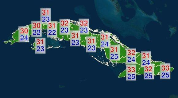 01 pronostico de temperaturas cuba 580x320