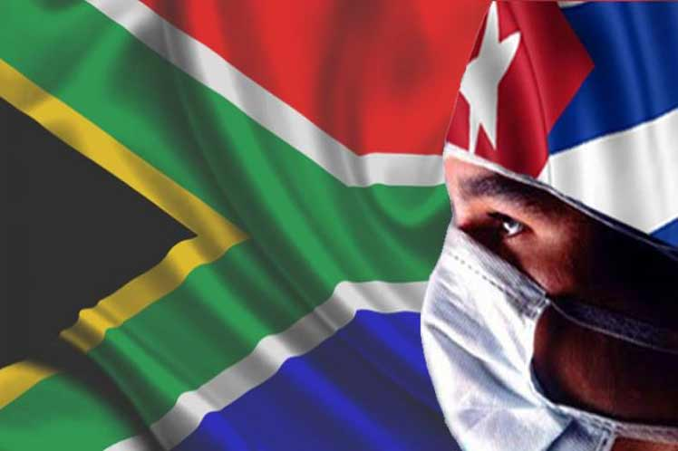0718 cuba sudafrica medicos
