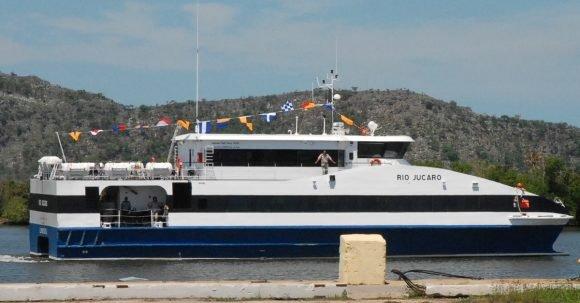 1211 transportación marítima de carga y pasaje entre los puertos Nueva Gerona Batabano y Cayo Largo del Sur 161 580x303