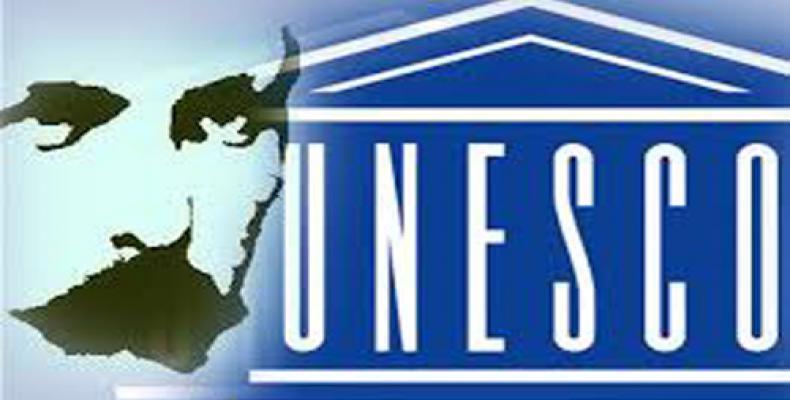 Cartel Martí - UNESCO