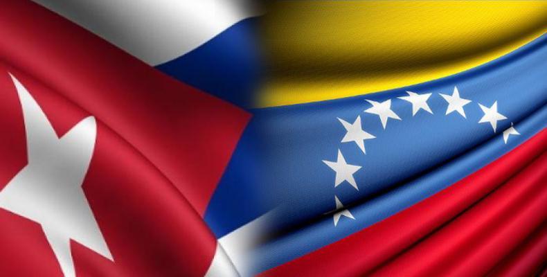 Reitera Cuba apoyo a la Revolución Bolivariana