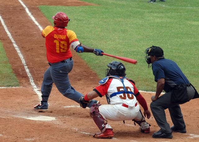 59 serie nacional de beisbol segunda fase santiago vs matanzas h