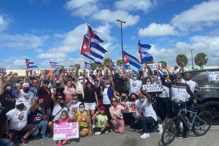 AVR  Cuba solidaridad