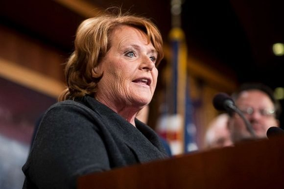 Bill Clark CQ Roll Call Getty Images Heidy Heitkamp 580x386