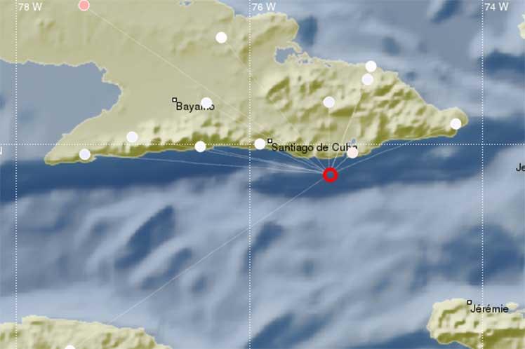 Cuba mapa Sismo1 2021