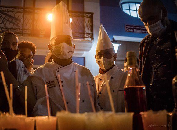 Feria culinaria en el barrio San Isidro 14 580x425