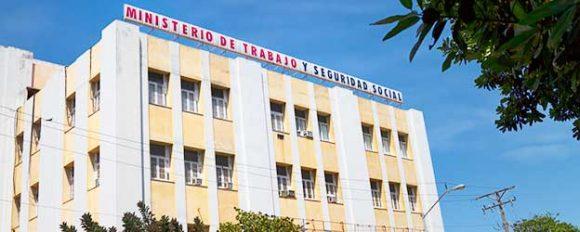 Ministerio de Trabajo y Seguridad Social 580x232