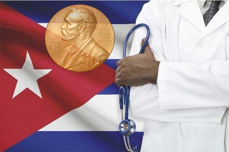 Nobel Medicos Cubanos
