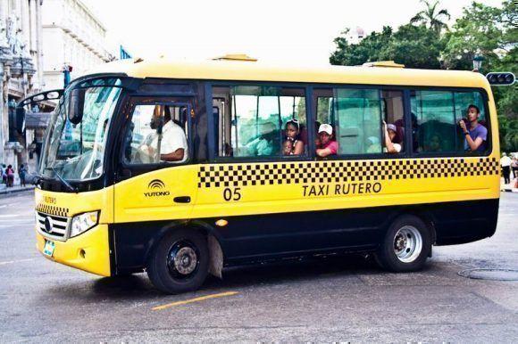 Taxi Rutero La Habana 580x386