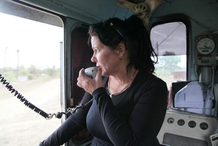 Yamilé Fernández Subiaurre maquinista espirituana foto oscar alfonso 1