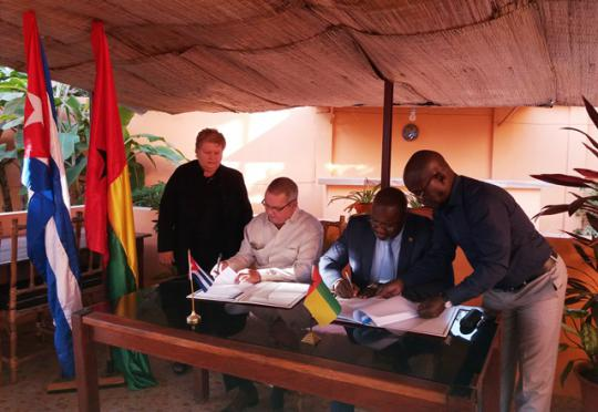 acuerdo cooperacion medica cuba y guinea bissau