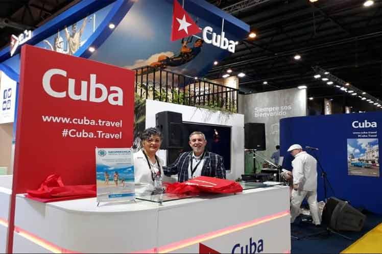 argentina feria turis cuba