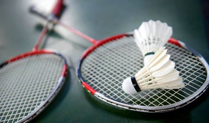 badminton deporte