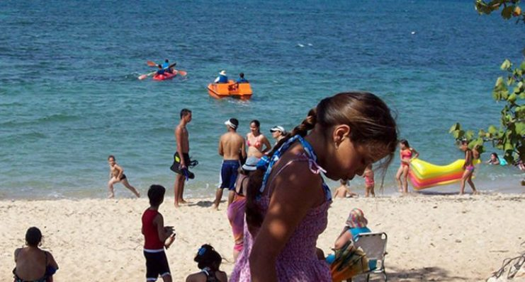 campismo playa ingles