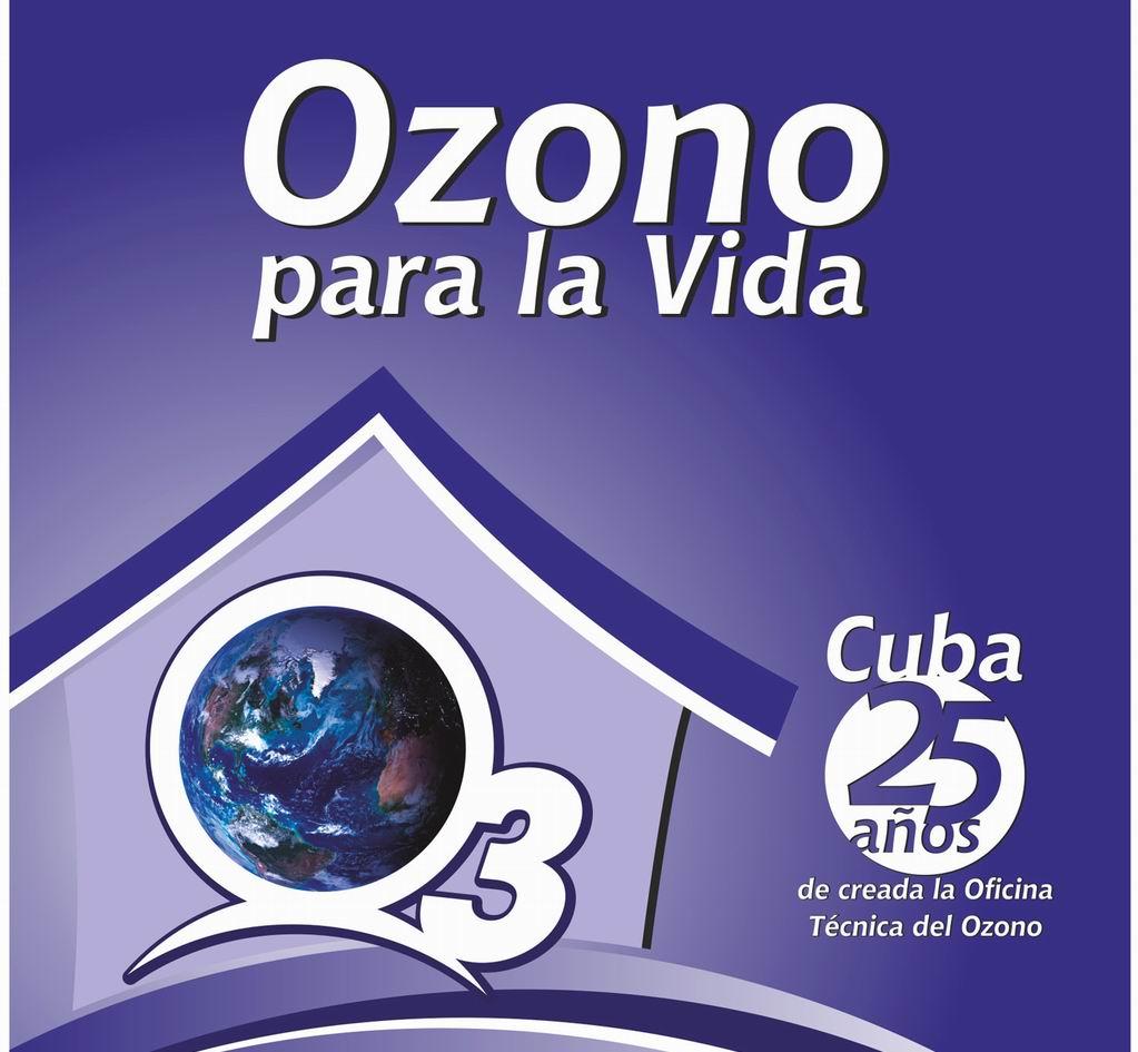 cartel ozono p