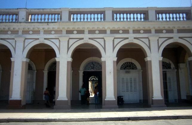 centro cultural artes benny more cienfuegos foto mireya ojeda