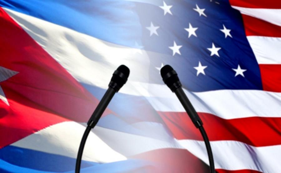 Reafirma Cuba voluntad de avanzar en relaciones diplomáticas con EE.UU.