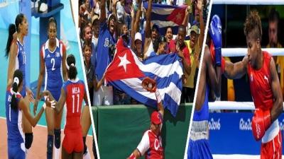 deportistas cubanos1