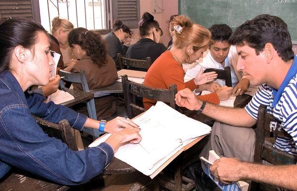 educacion adultos facultad