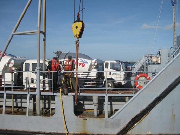 en las tunas buque venezolano ayuda solidaria foto juan m olivares 02