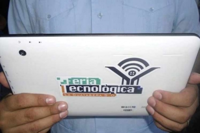 feria tecnologica la guayabera