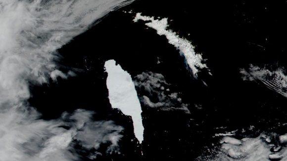 iceberg A 68A 580x326
