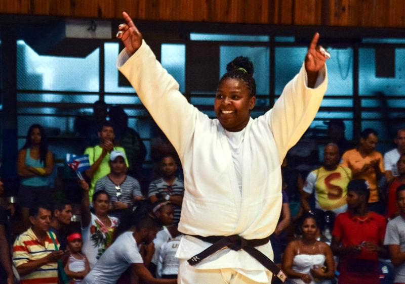 idalys ortiz judo
