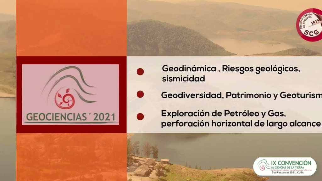 Geociencias 2021