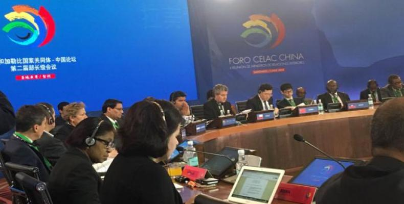 Foro CELAC más China
