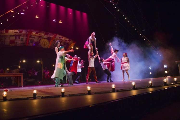 Gran circo español