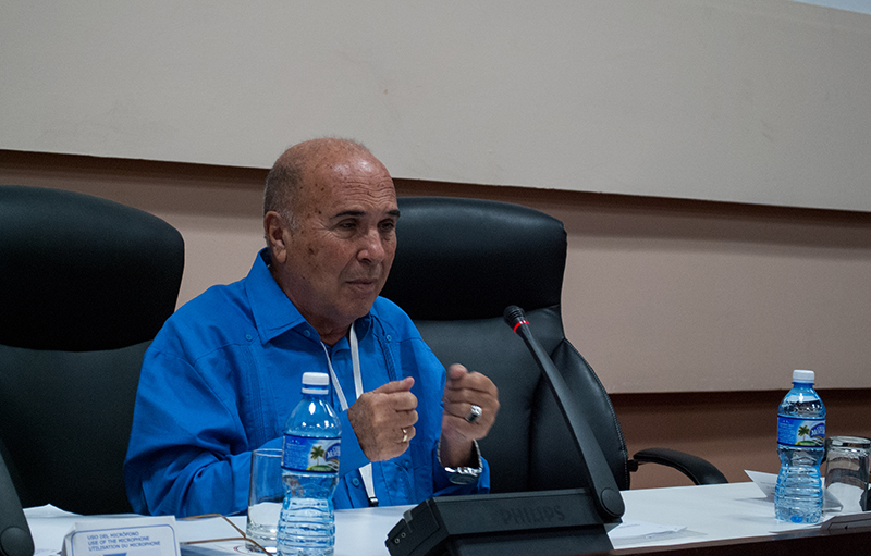 justo rodrigues prof inv titular cuba congreso universidad 2018 foto sergei montalvo arostegui