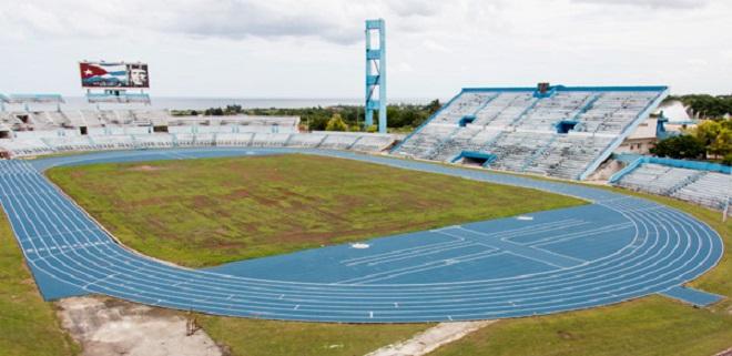 nueva pista estadio latinoamericano cuba deportes
