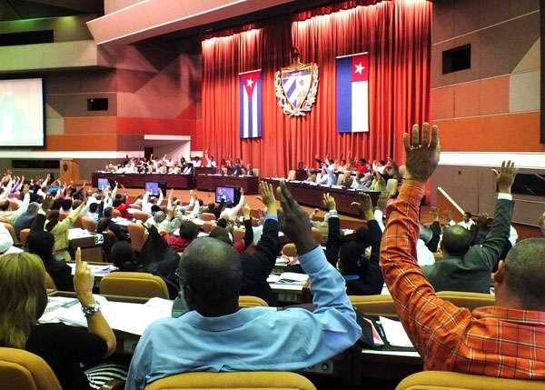 parlamento cubano5