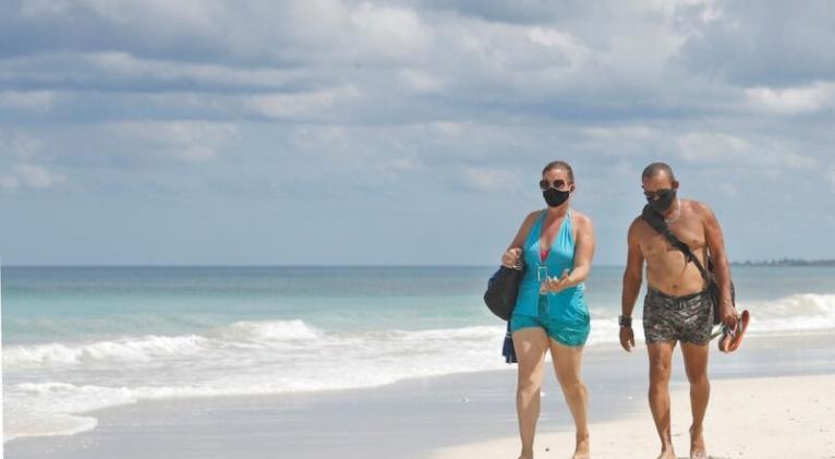 playas cuba reabrieron pandemia coronavirus