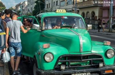 taxi cuentapropia