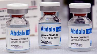 candidato vacunal Abdala.