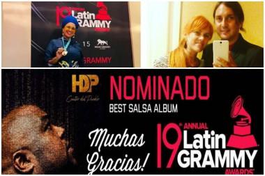 Músicos cubanos nominados a Grammy Latinos llegan a EE.UU.