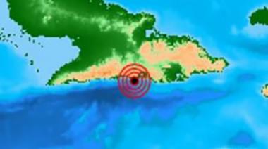 Sismo perceptible en Cuba