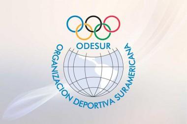 Logo de la Organización Deportiva Suramericana (Odesur)