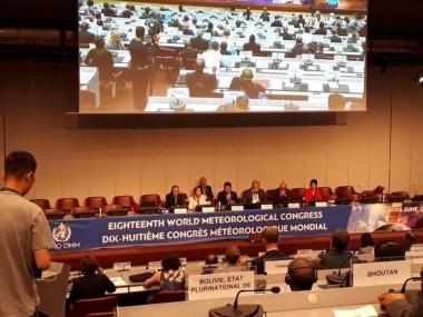 XVIII Congreso Meteorológico Mundial