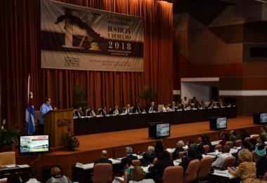 Encuentro Internacional Justicia y Derecho