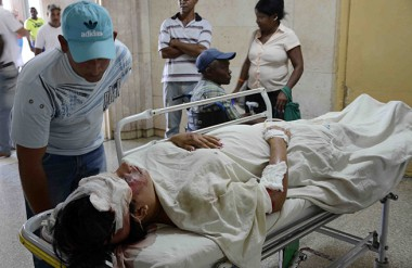 pacientes accidentados