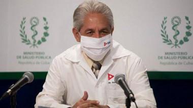 Francisco Durán, director de Epidemiología del Ministerio de Salud Pública de Cuba