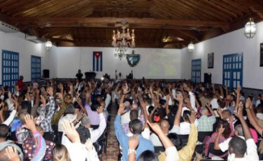 Electores cubanos