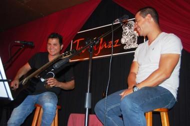 dúo cubano Buena Fe