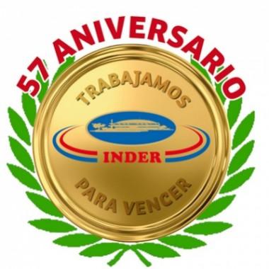 57 Aniversario del INDER: