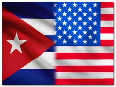Banderas, Cuba  Estados Unidos