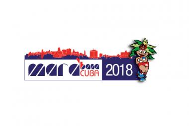 Logo de Marabana 2018