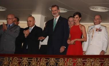 Reyes de España en Cuba