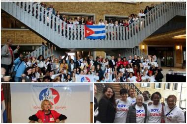 XIII Encuentro de Cubanos Residentes en Europa